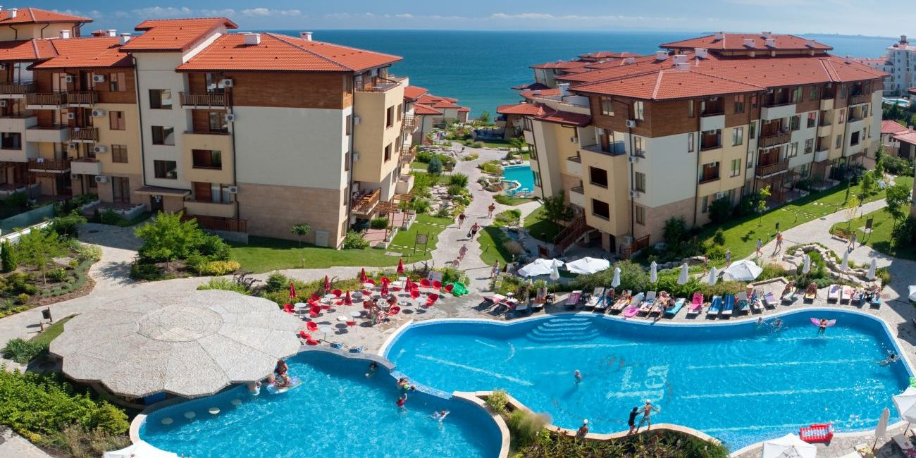 Hotel Garden Of Eden St Vlas Bulgarien