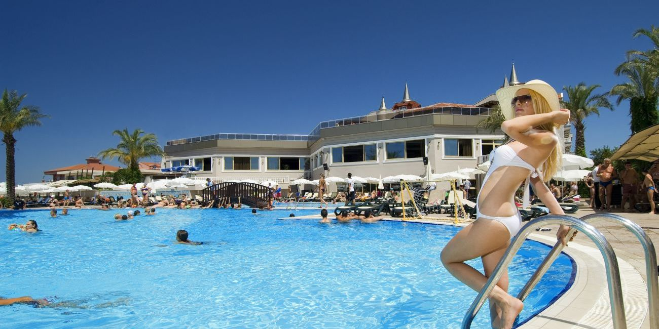 Hotel Aydinbey Famous Resort 5* Antalya - Belek Turcia