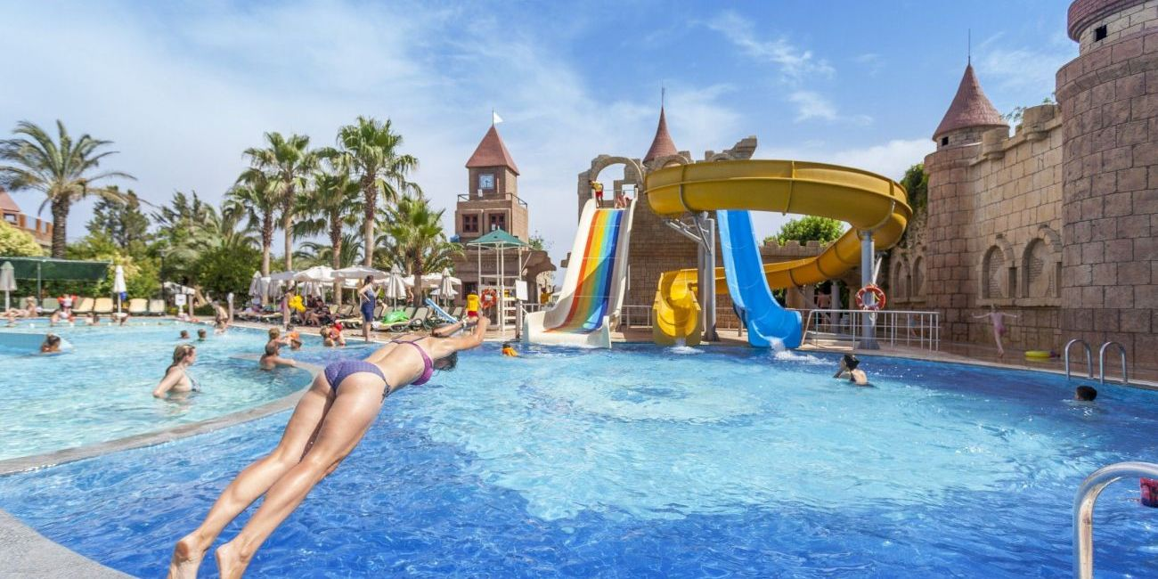 Hotel Belek Beach Resort 5* Antalya - Belek