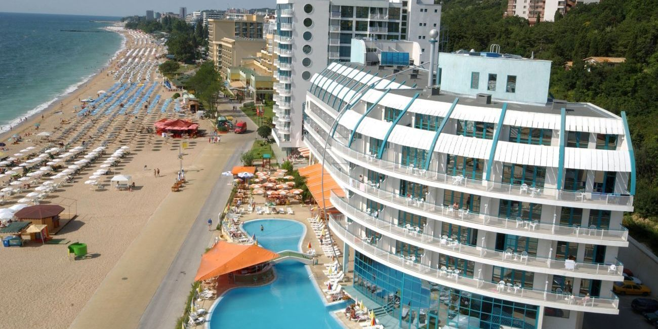 Hotel Berlin Golden Beach 4* Nisipurile de Aur