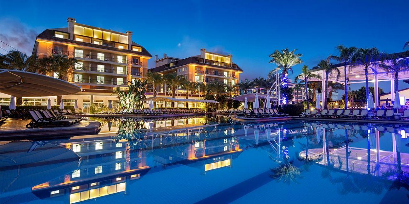 Crystal Family Resort And Spa Belek Booking