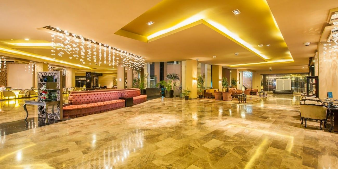 Hotel Delphin Be Grand Resort 5 Antalya Lara Turcia