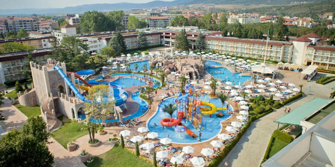 Dit Evrika Beach Club Hotel Sunny Beach Bulgaria