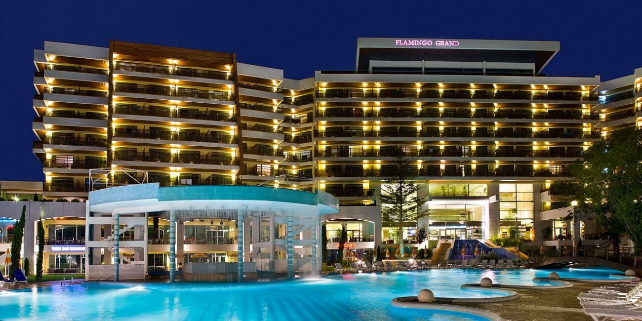 Hotel Flamingo Grand 5* Albena