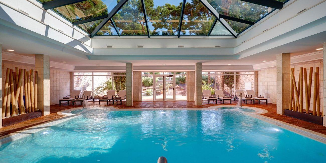 Hotel hipocampo palace spa 5 palma de mallorca spania - Spas palma de mallorca ...