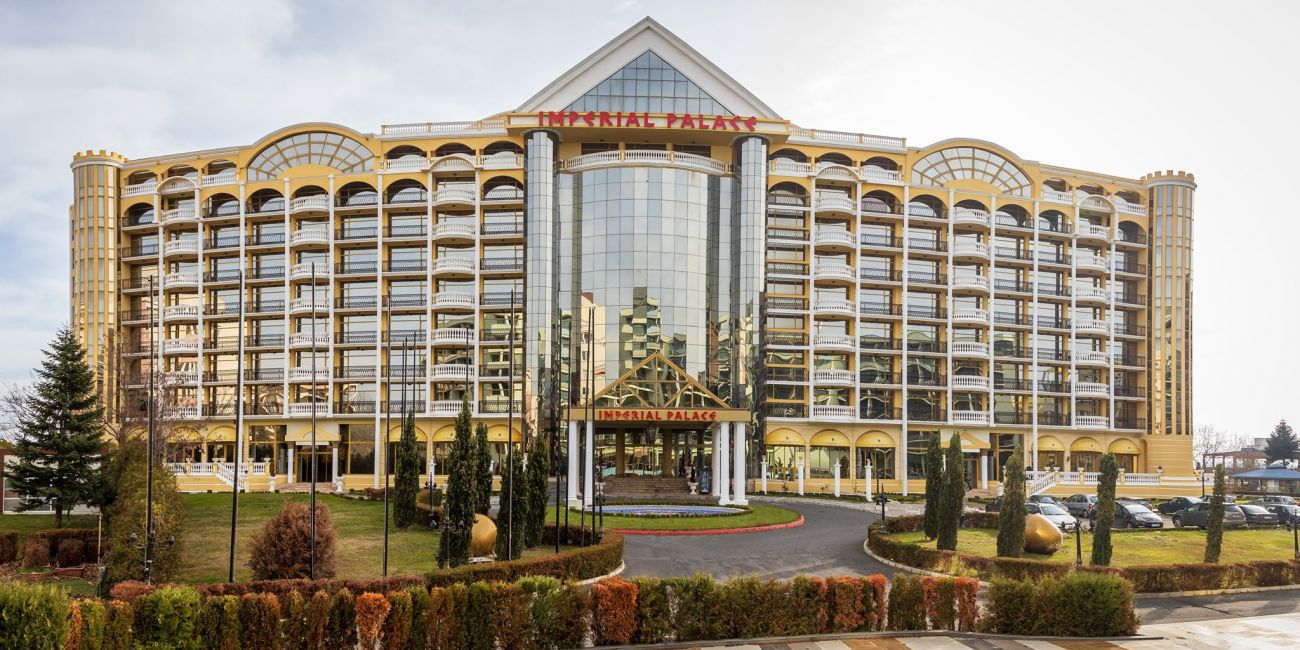 Hotel Imperial Palace 4* Sunny Beach