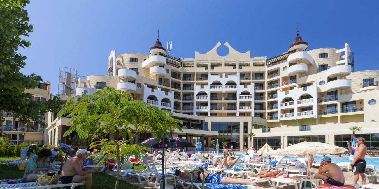 Imperial Hotel Sunny Beach Resort Bulgaria