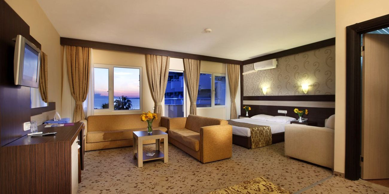 Hotel Lonicera World 4* Alanya