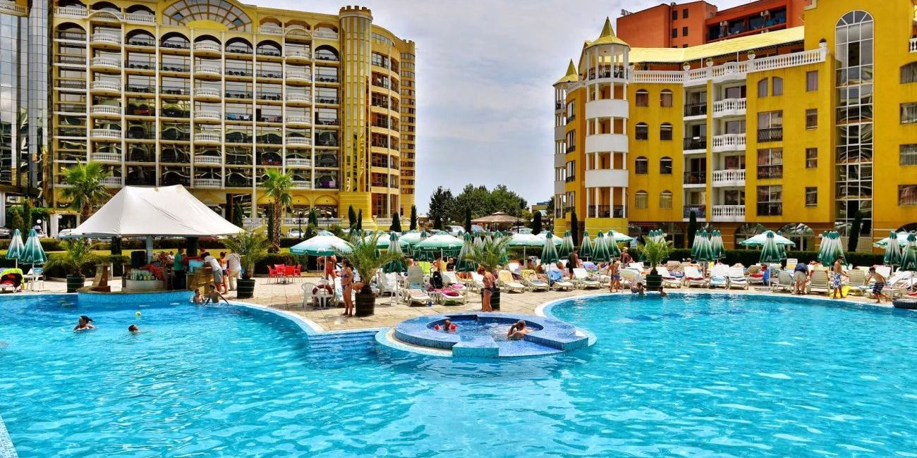 Hotel Marvel Sunny Beach Pictures