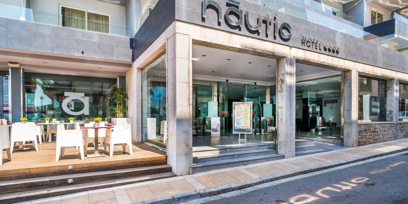 Hotel nautic spa 4 palma de mallorca spania - Spa palma de mallorca ...