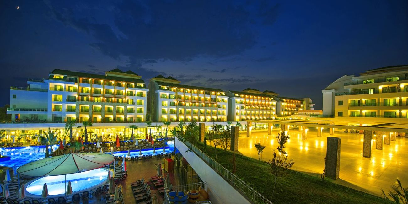 Hotel Port Nature Luxury Resort & Spa 5*  Antalya - Belek