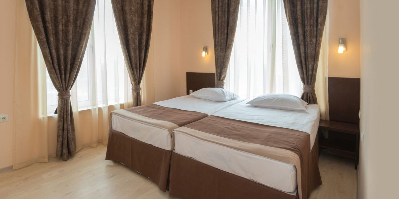 Hotel Rome Palace Deluxe 4* Sunny Beach
