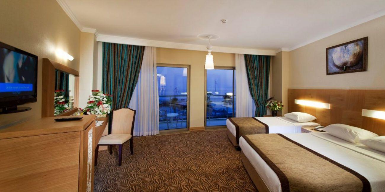 Hotel Saphir 4 Alanya Turcia