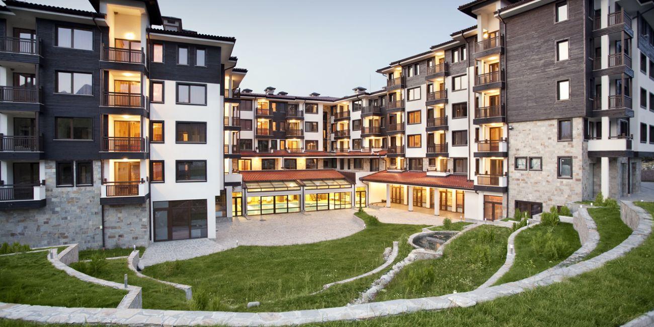 St George Ski And Spa Hotel
