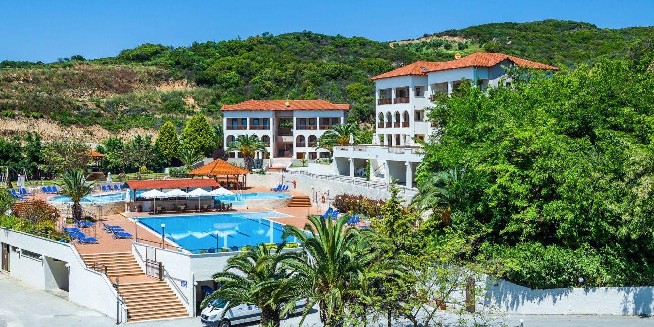 Hotel Xenios Theoxenia 4 Halkidiki Athos Grecia