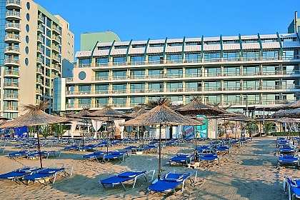 Oferta pentru 1 Mai 2018 Hotel Berlin Golden Beach 4* - All Inclusive