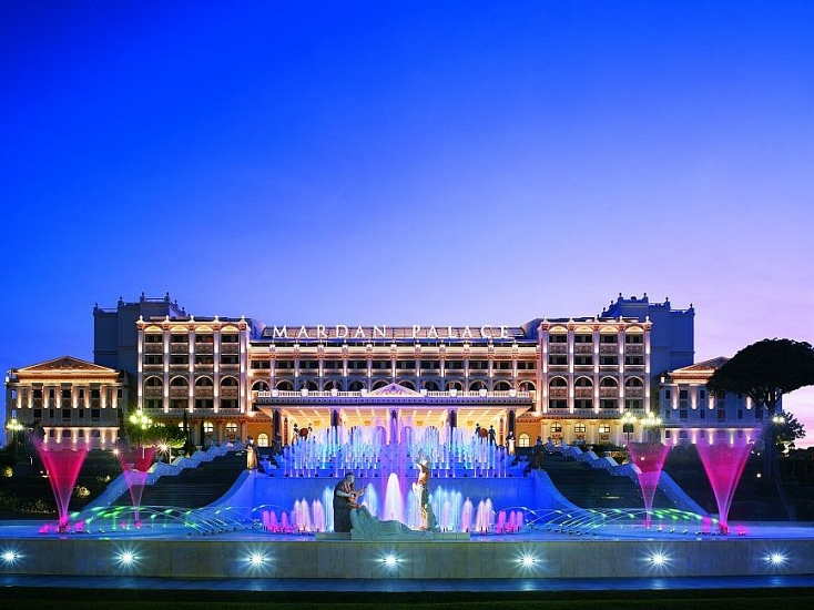 Oferta pentru Litoral 2017 Hotel Mardan Palace 5* - Luxury All Inclusive