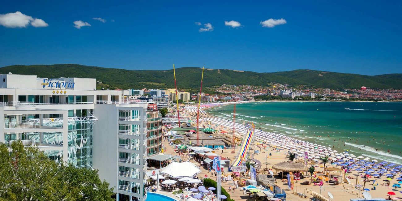 Hotel Europa Sunny Beach Review
