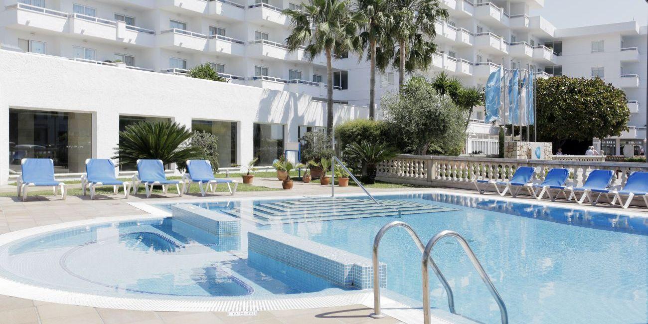 Oferta litoral 2018 hotel grupotel los principes spa 4 - Spa palma de mallorca ...