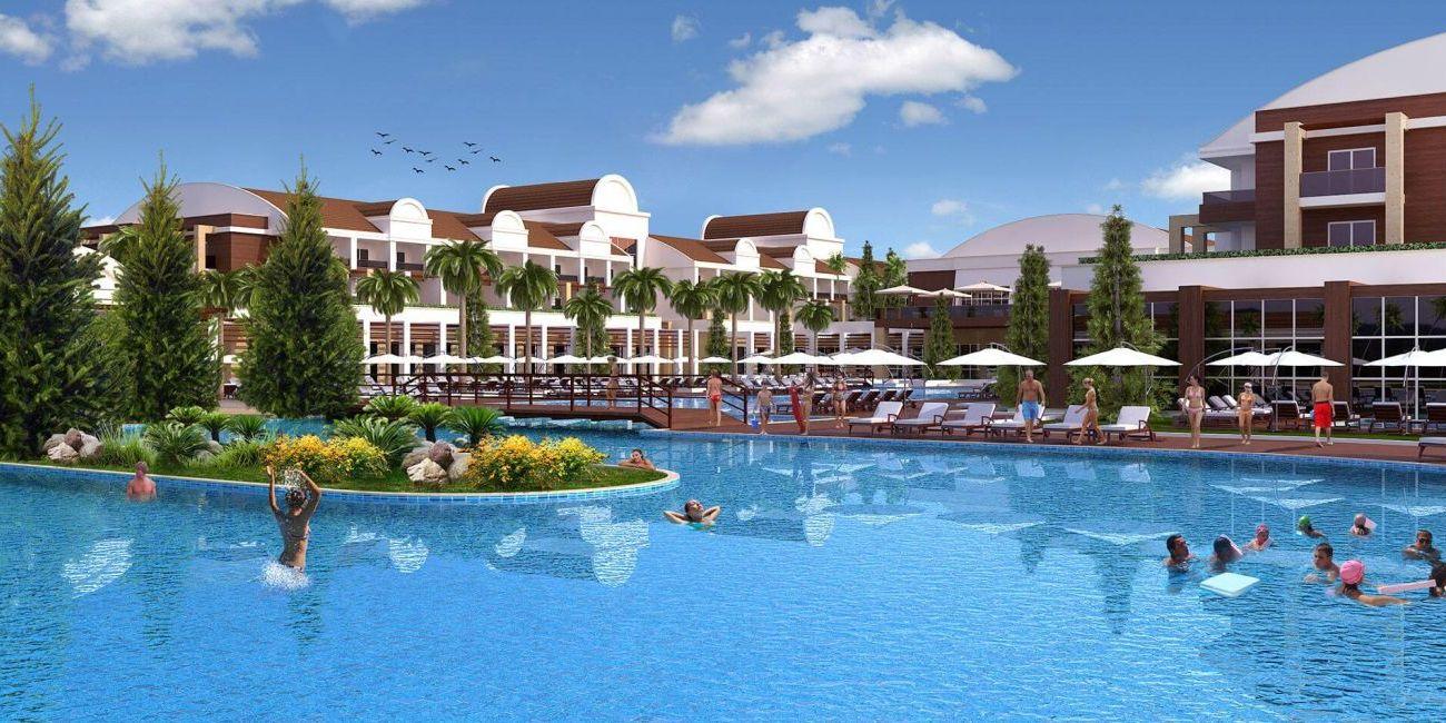 Korumar Ephesus Beach Spa Resort Hotel Kusadasi