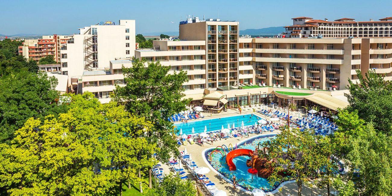 Oferta Litoral 2018 Hotel Laguna Park 4* Bulgaria Sunny Beach