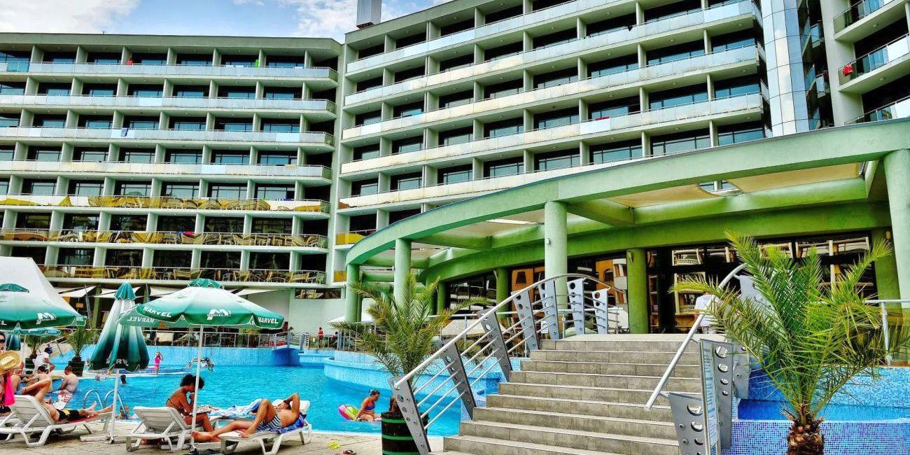 Oferta Litoral 2018 Hotel Marvel 4* Bulgaria Sunny Beach
