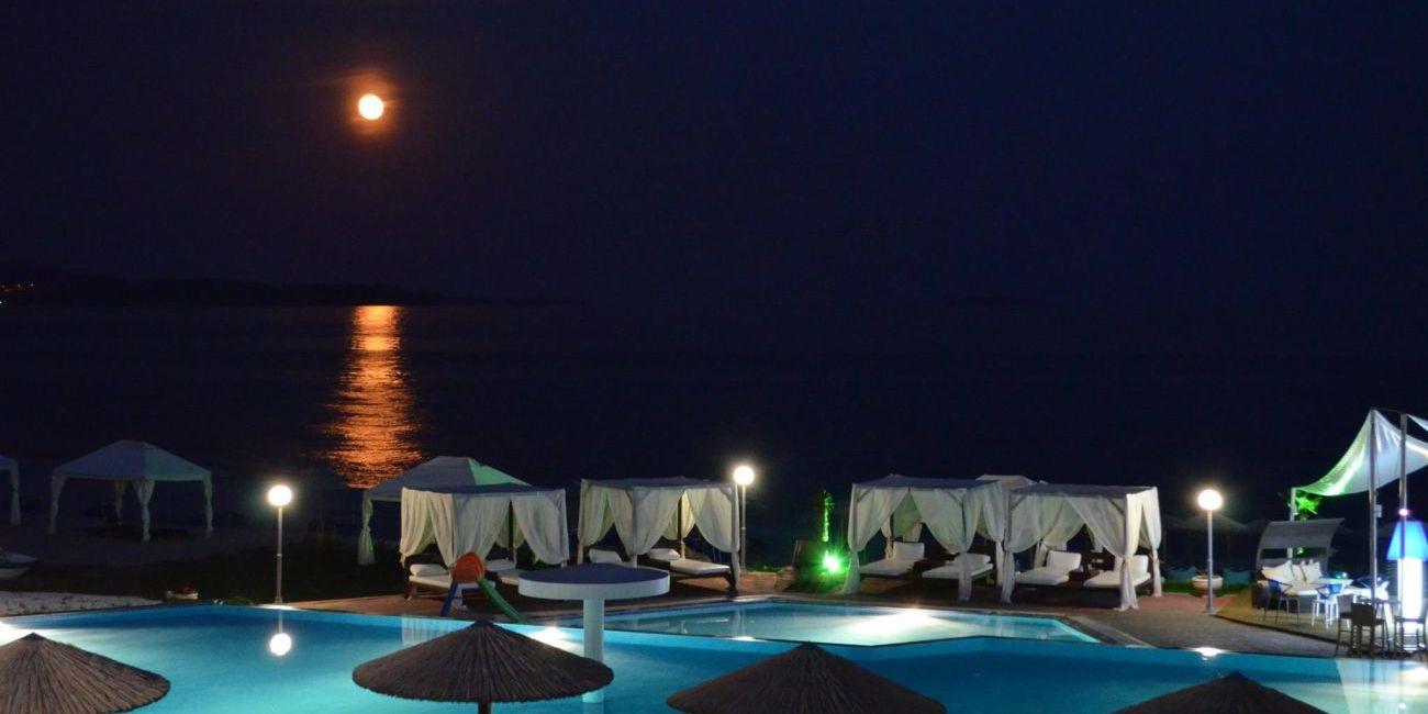 Oferta Litoral 2019 Hotel Blue Dream Palace 4  Grecia Thassos