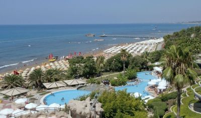 Imagine pentru Hotel Crystal Sunrise Queen Luxury Resort & Spa  5* valabile pentru Paste 2018