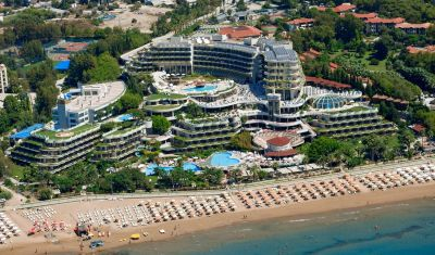 Oferta pentru Litoral 2018 Hotel Crystal Sunrise Queen Luxury Resort 5* - Ultimate All Inclusive