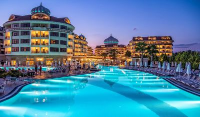 Oferta pentru Litoral 2020 Hotel Kirman Belazur Resort & Spa 5* - Ultra All Inclusive