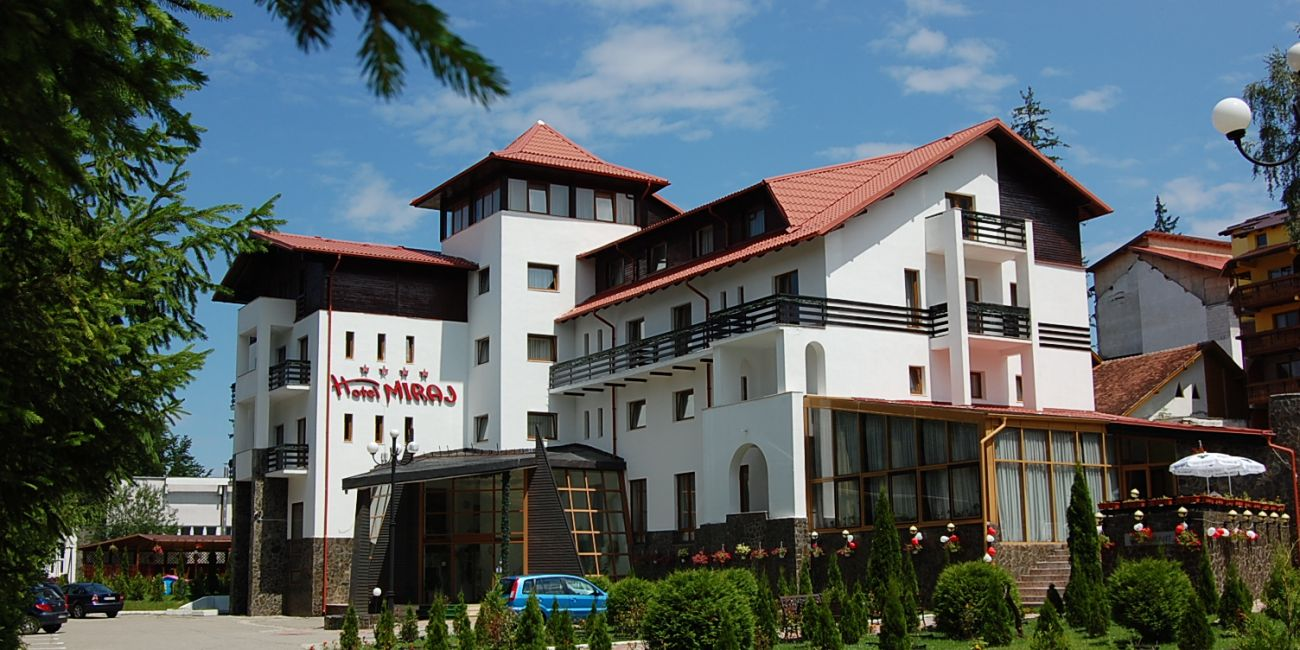 Oferta pentru Craciun 2018 Hotel Miraj 4* - Demipensiune