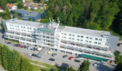 Oferta pentru Balneo 2018 Grand Hotel Balvanyos 4* - Demipensiune + Odihna