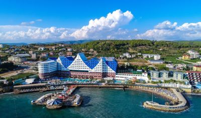 Oferta pentru Litoral 2019 Hotel Orange County Resort Alanya 5* - Ultra All Inclusive
