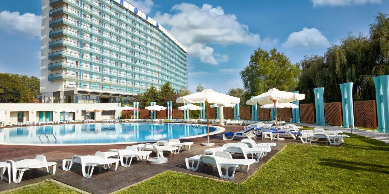 Oferta pentru 1 Mai 2018 Hotel Europa 4* - Demipensiune