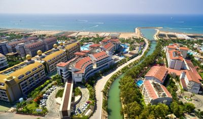 Oferta pentru Litoral 2020 Hotel Sunis Evren Beach Resort 5* - Ultra All Inclusive