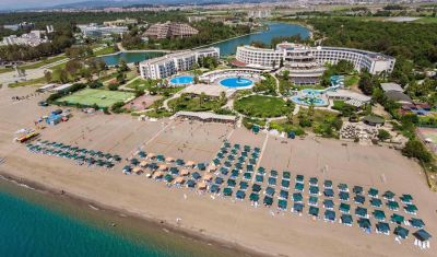 Oferta pentru Litoral 2021 Hotel Kaya Side 5* - 24h All Inclusive & Spa