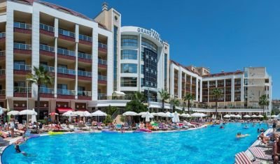 Oferta pentru Litoral 2019 Hotel Grand Pasa 5* - All Inclusive