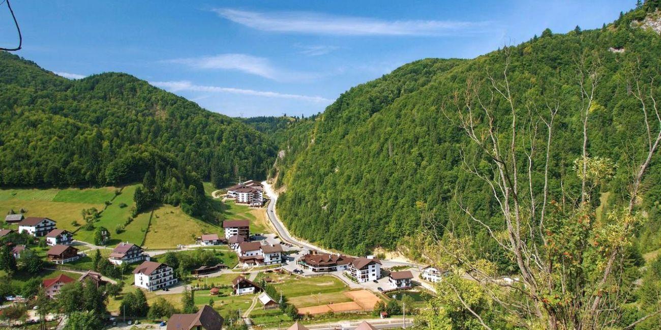 Oferta pentru Munte 2021 Cheile Gradistei Resort Moeciu 3* - Mic Dejun