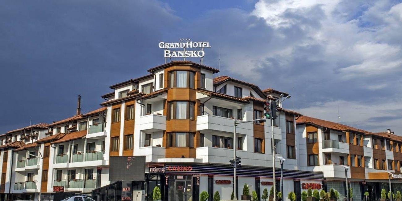 Oferta pentru Munte Ski 2020/2021 Grand Hotel Bansko 4* - Demipensiune
