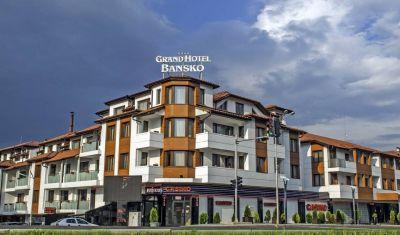Oferta pentru Munte Ski 2018/2019 Grand Hotel Bansko 4* - Demipensiune