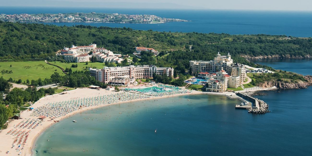 Oferta pentru Litoral 2018 Hotel Marina Royal Palace 5* - All Inclusive