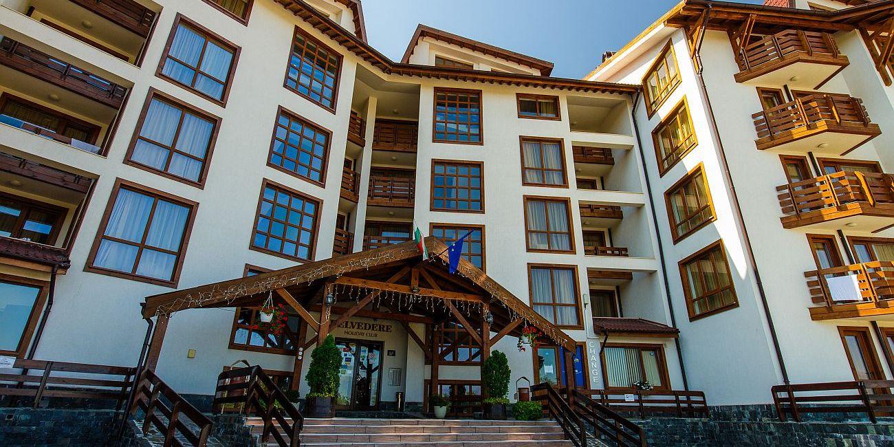 Oferta pentru Munte Ski 2021/2022 Hotel Belvedere Holiday Club 4* - Demipensiune/Pensiune Completa