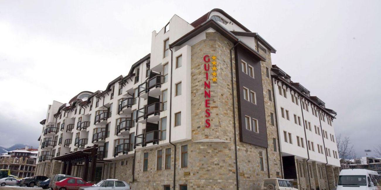 Oferta pentru Revelion 2021 Hotel MPM Guinness 4* - Demipensiune