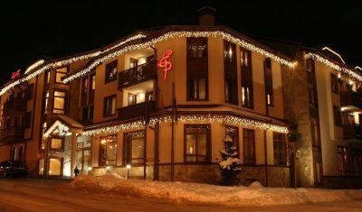 Oferta pentru Munte Ski 2018/2019 Hotel Evelina Palace 4* - Mic Dejun/Demipensiune