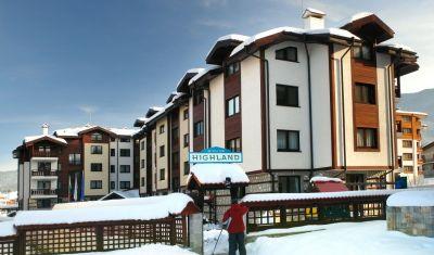 Oferta pentru Munte Ski 2019/2020 Aparthotel Winslow Highland - Fara masa