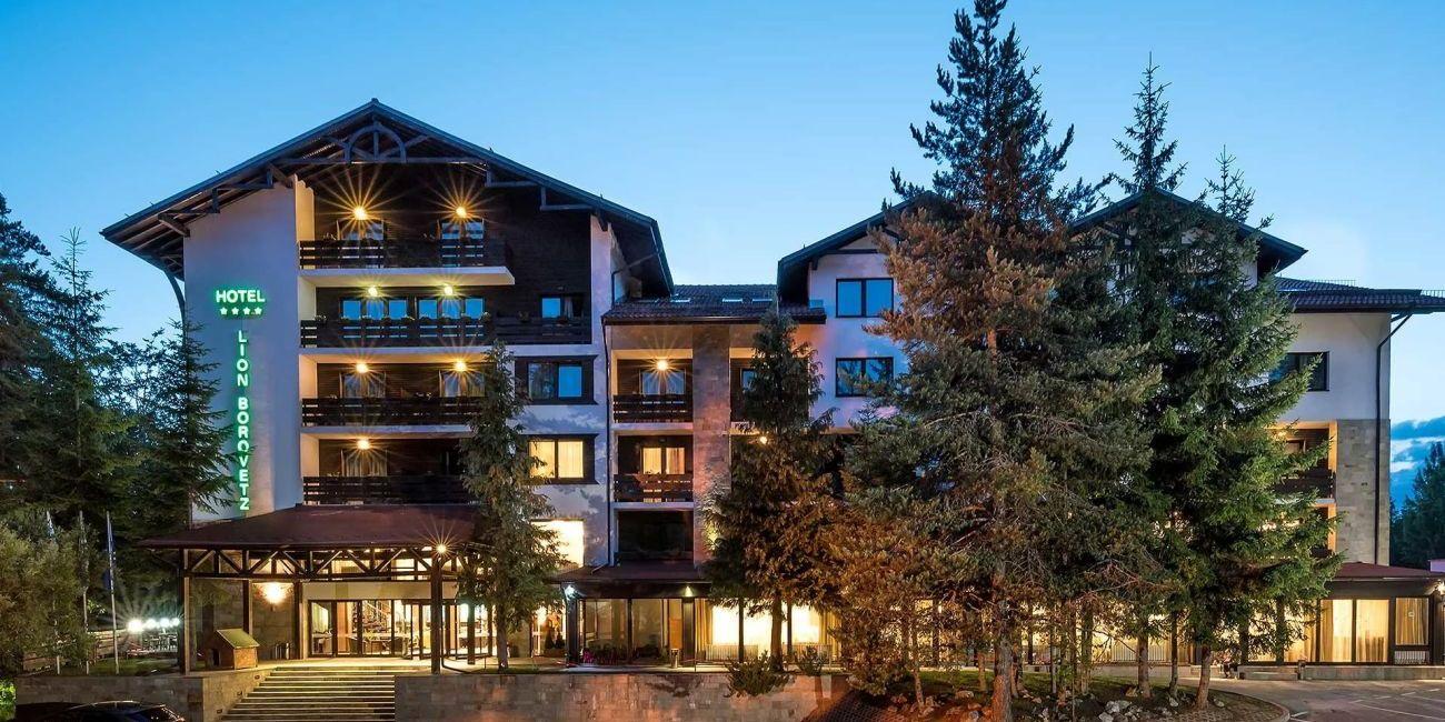 Oferta pentru Revelion 2021 Hotel Lion Borovets 4* - Demipensiune