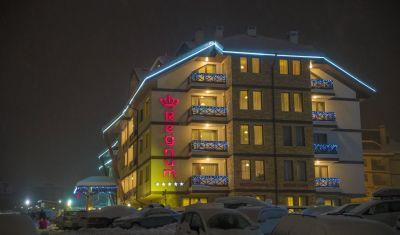 Oferta pentru Munte Ski 2019/2020 Aparthotel Regnum Bansko & Spa 5* - Mic Dejun/Demipensiune