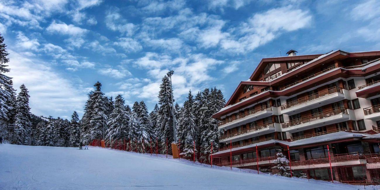 Oferta pentru Munte Ski 2019/2020 Hotel Yanakiev Club 4* - Demipensiune