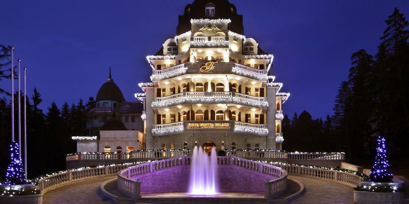 Oferta pentru Munte Ski 2020/2021 Hotel Festa Winter Palace 5* - Demipensiune