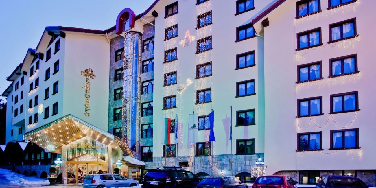Oferta pentru Munte Ski 2018/2019 Hotel Pamporovo 5* - Mic Dejun/Demipensiune
